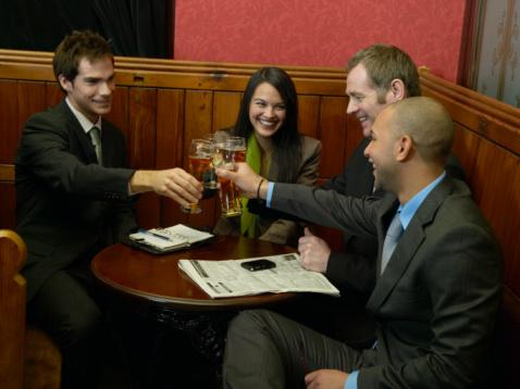 Enjoy After Work Drinks at Best Wine Bar and Restaurant in Melbourne CBD