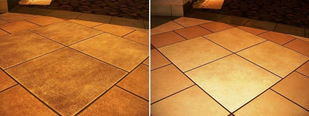 Techniques Of Tile Cleaning