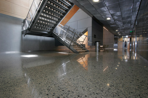 How to Create Floors with Polished Concrete?