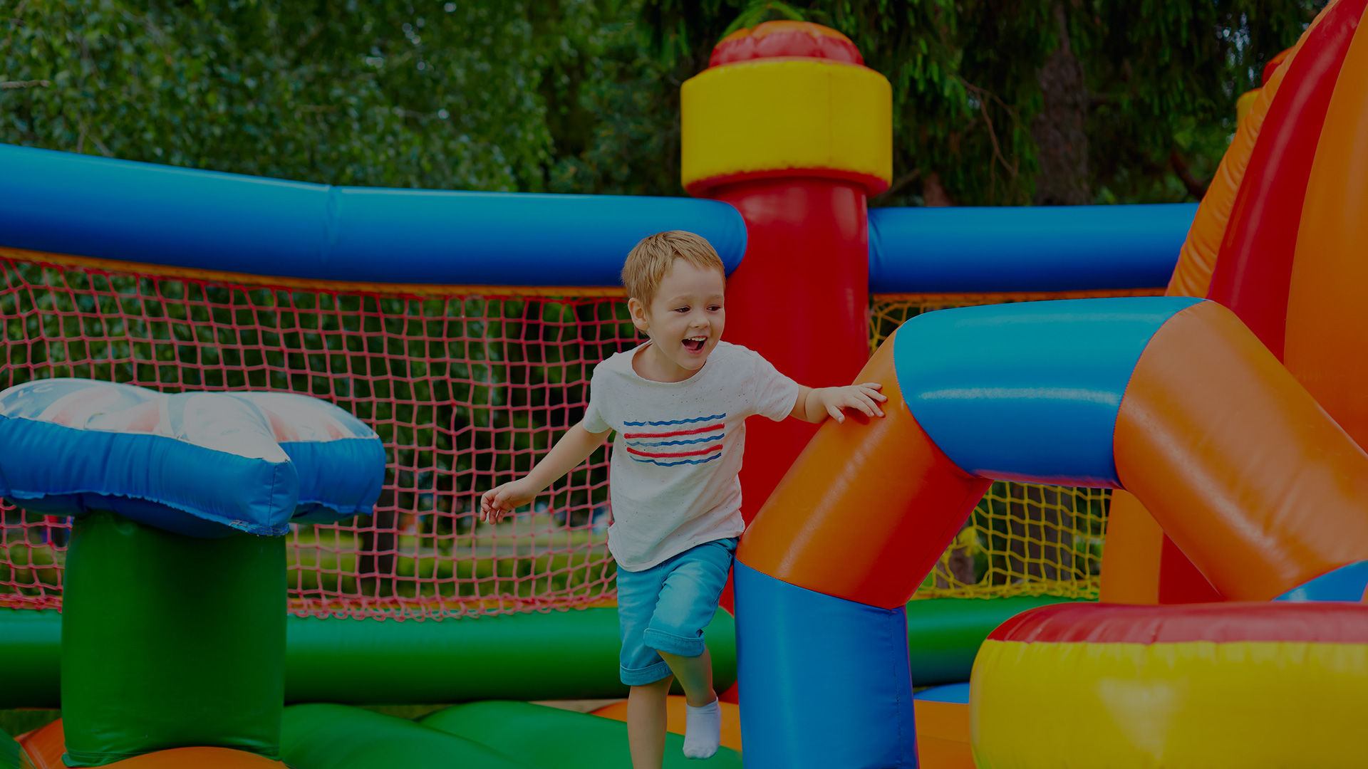 Kids jumping castles will bring out the potential in your child