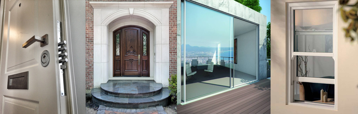 Improve security of your property buying security doors