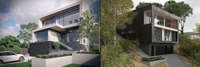 Best Slope Block Home Designs Pictures - Interior Design Ideas ...