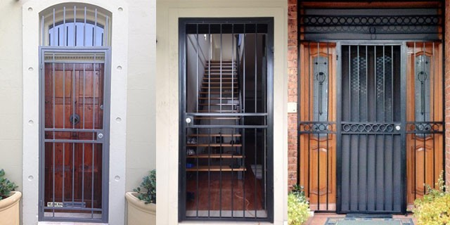 Find out the right Security Doors Melbourne Company