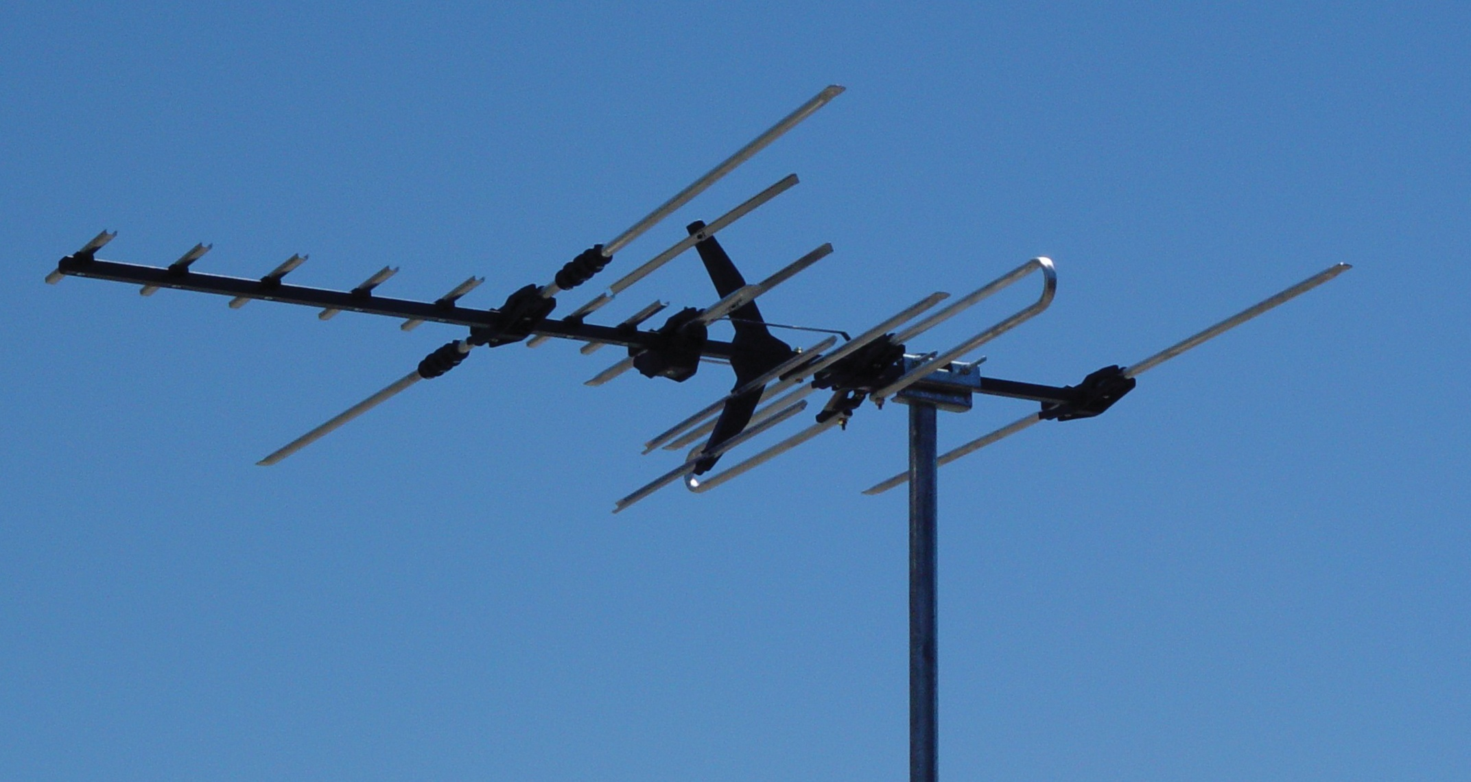 Enjoy an incredible TV viewing experience installing antennas