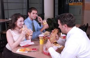 business lunch melbourne cbd