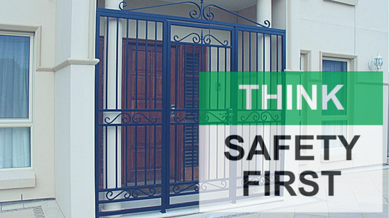 Choosing the bet and safe Security Doors for your home