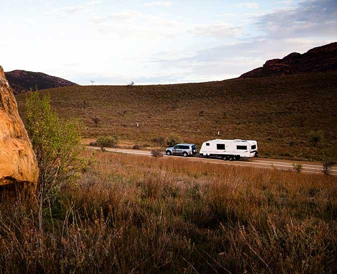 Finding Your Perfect off – Road Caravan