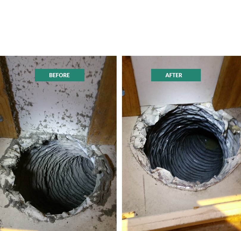Stages of Ducted Heating Cleaning Melbourne