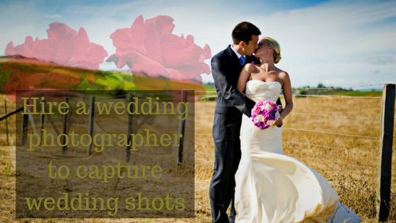 Common Wedding Photography mistakes should avoid