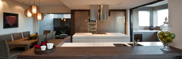 Maximizing Your Existing Kitchen Area