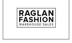 Raglan Warehouse Sales