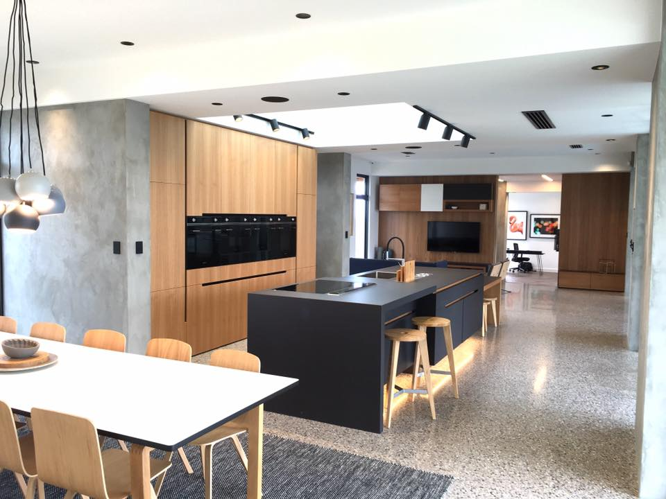 A Smart Approach for Kitchen Area Renovation