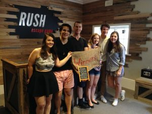 The amazing escape rooms with amazing experience