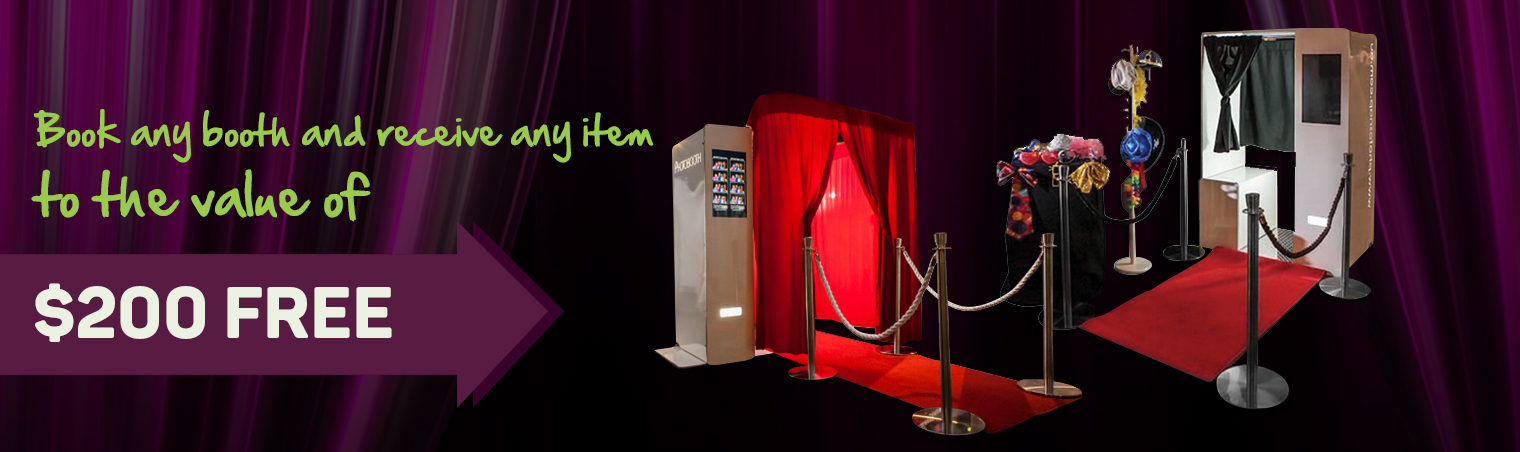 How can Photo Booth Hire Sydney Make Your Event Fun?