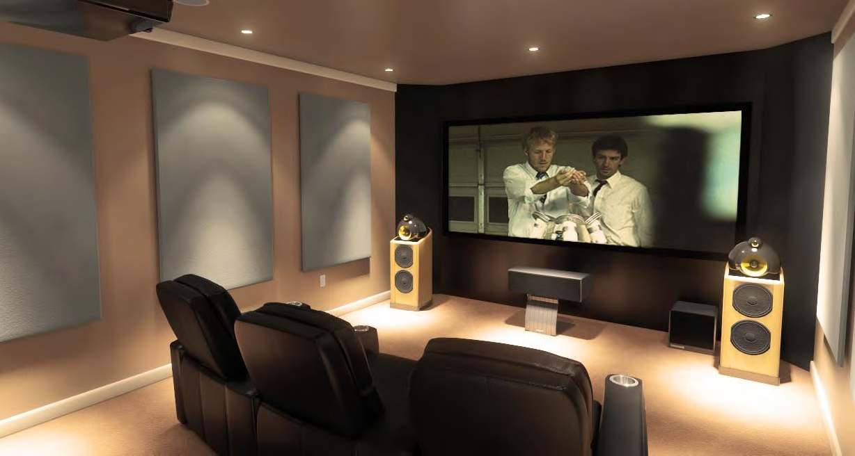 Upgrade Your Audio/Video Experience By Installing Home Theatre