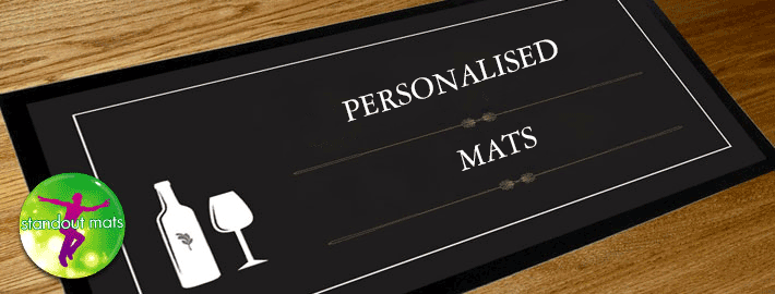 Customized Personalised Mats Develop a Great Impression