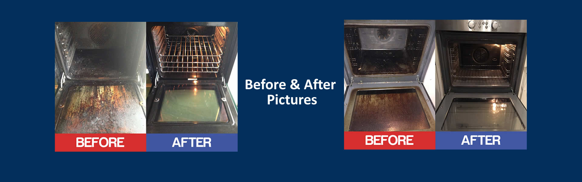 The Procedures Which Are Applied To Oven Cleaning Service