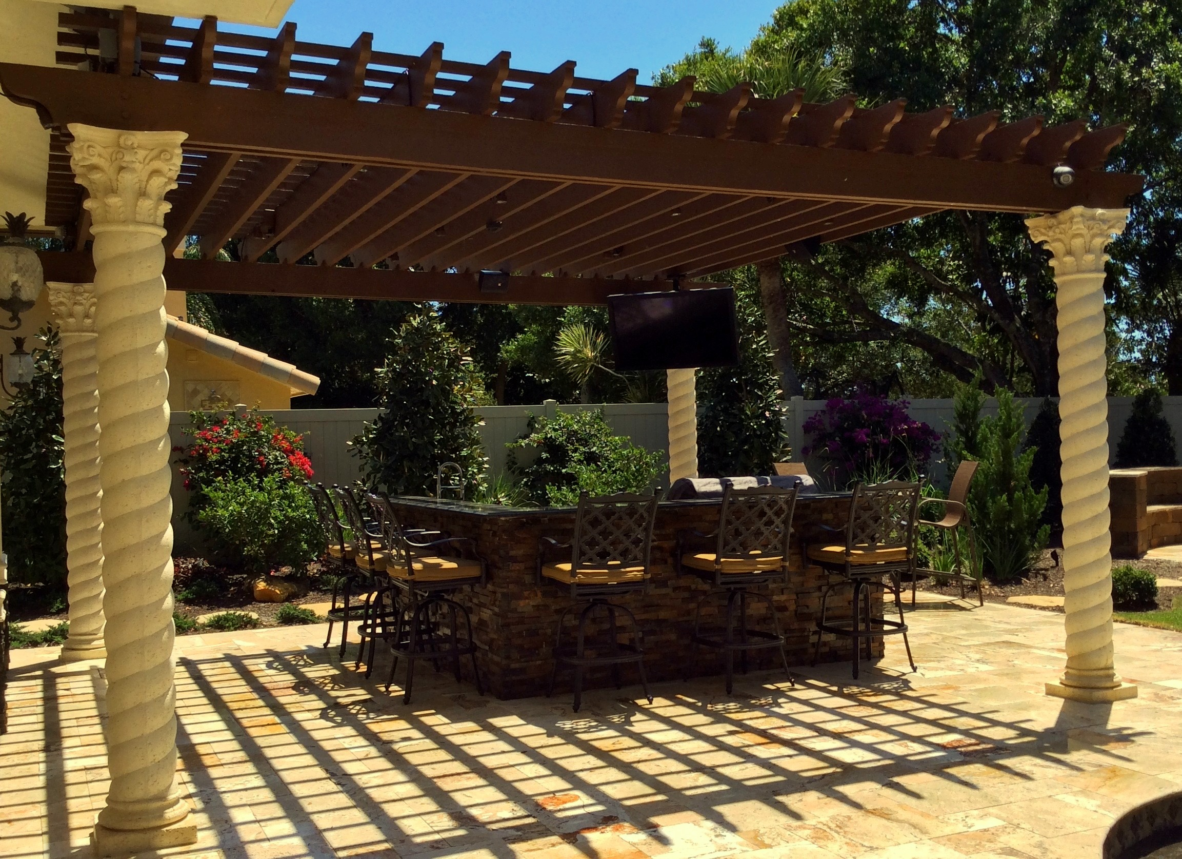 How to check the Background of Pergola Builders Adelaide?