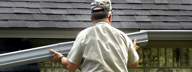 Have You Installed Gutters That Can Withstand Storms?