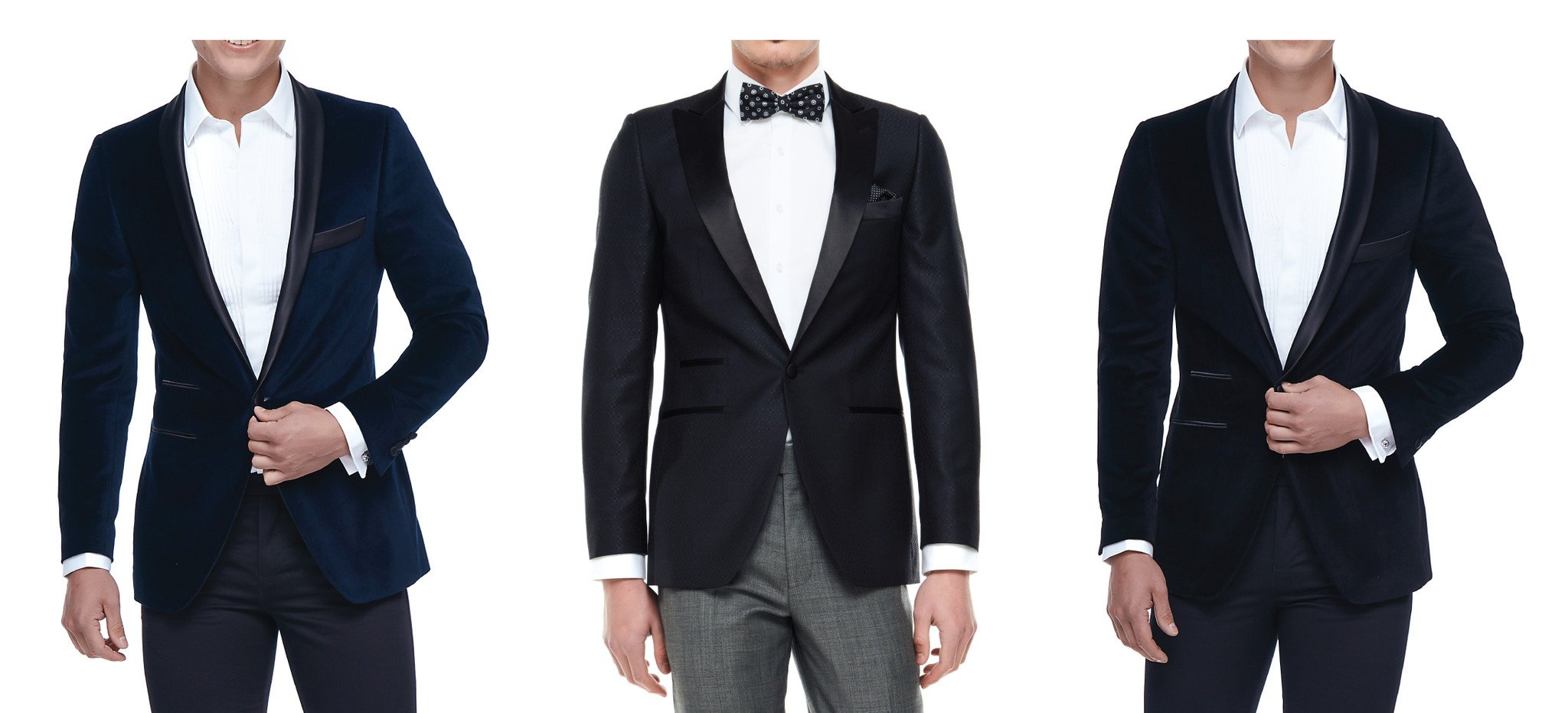 Choose The Best Designer Men's Blazers & Wedding Suits