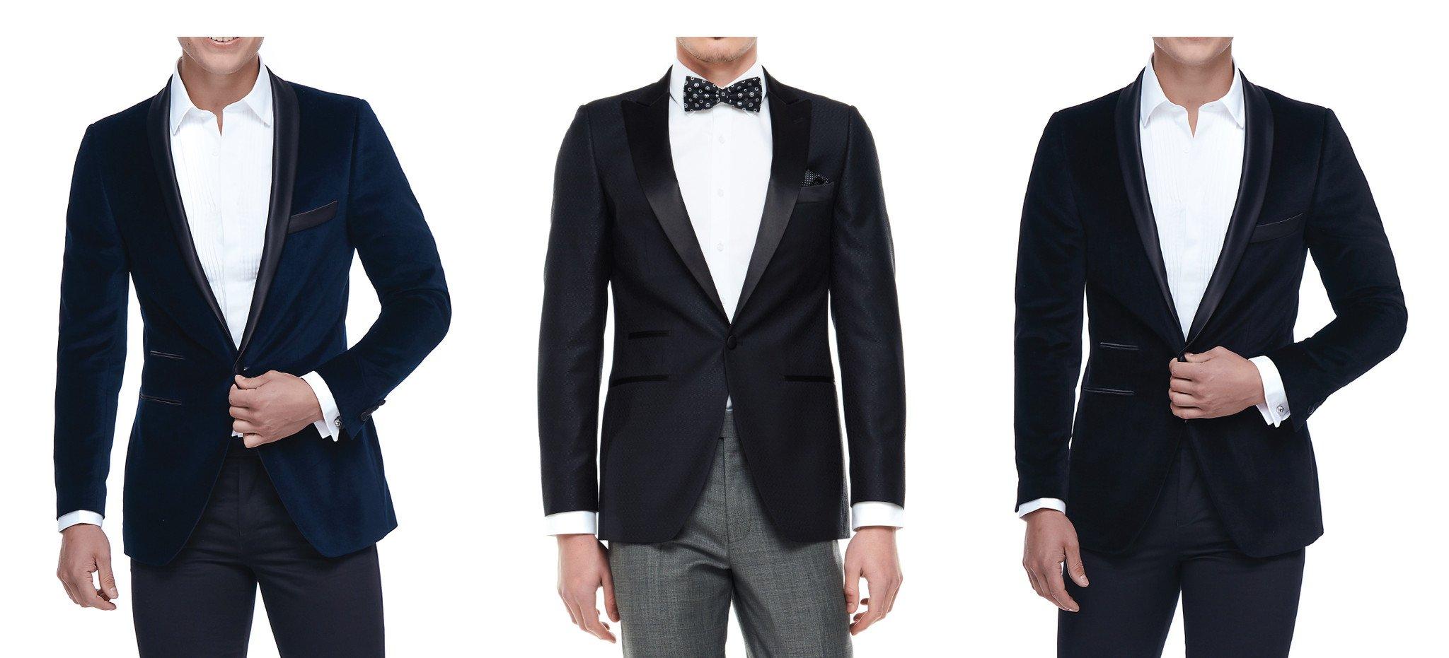 Choose The Best Designer Men's Blazers & Wedding Suits