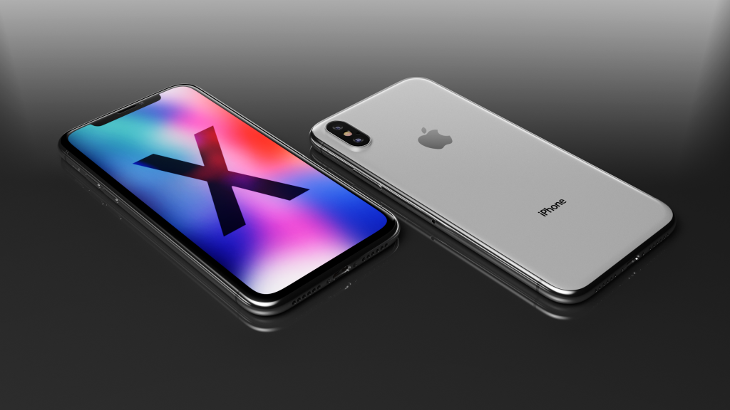 buy an iPhone X 256 GB