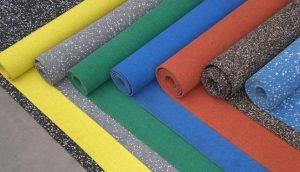 Rubber Flooring Melbourne
