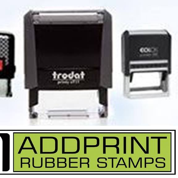 Addprint Rubber Stamps Brisbane
