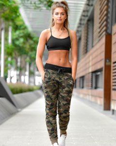 Camo Pants for Women