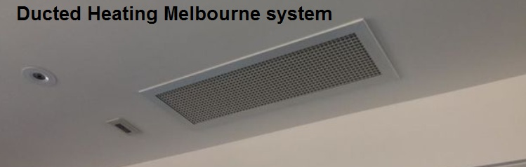 How does Ducted Heating Melbourne System Work?