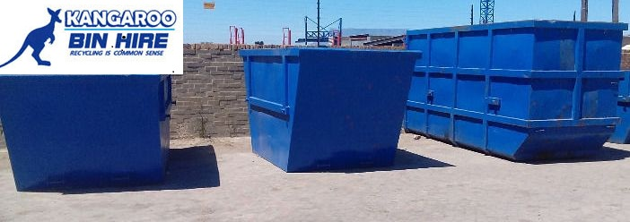 Various uses of Skip Bins to take into account