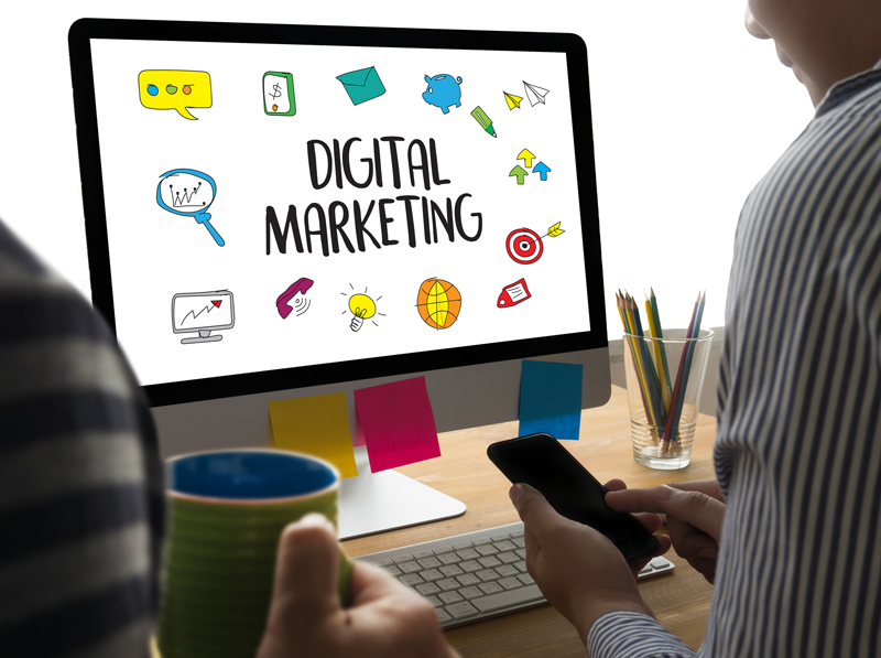 Give Effective Online Presence to Your Brand With Digital Marketing Services