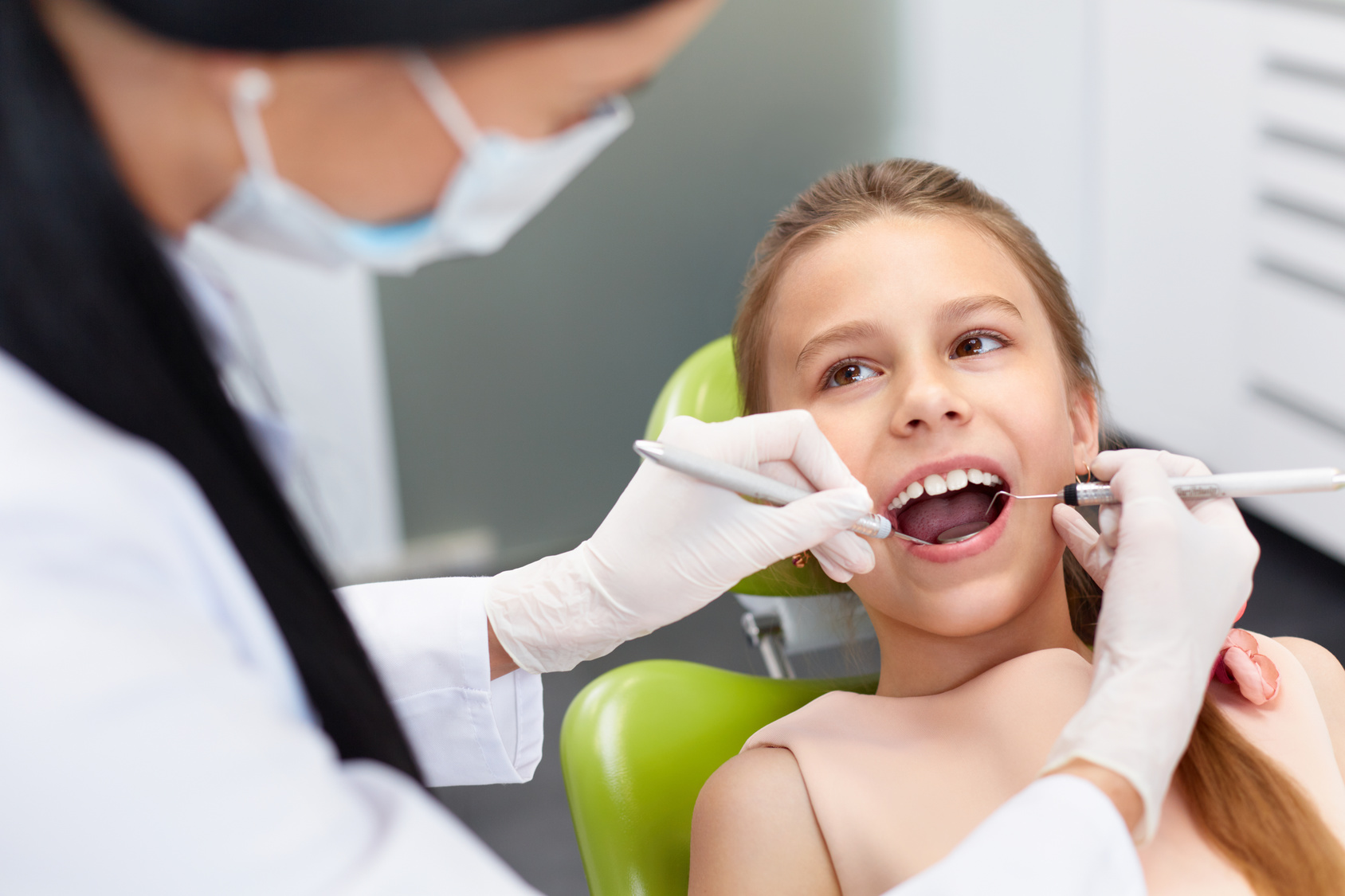 4 strategies to get your child's oral anxiousness alleviated