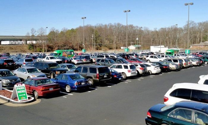 4 Leading Airport Terminal Parking Tips