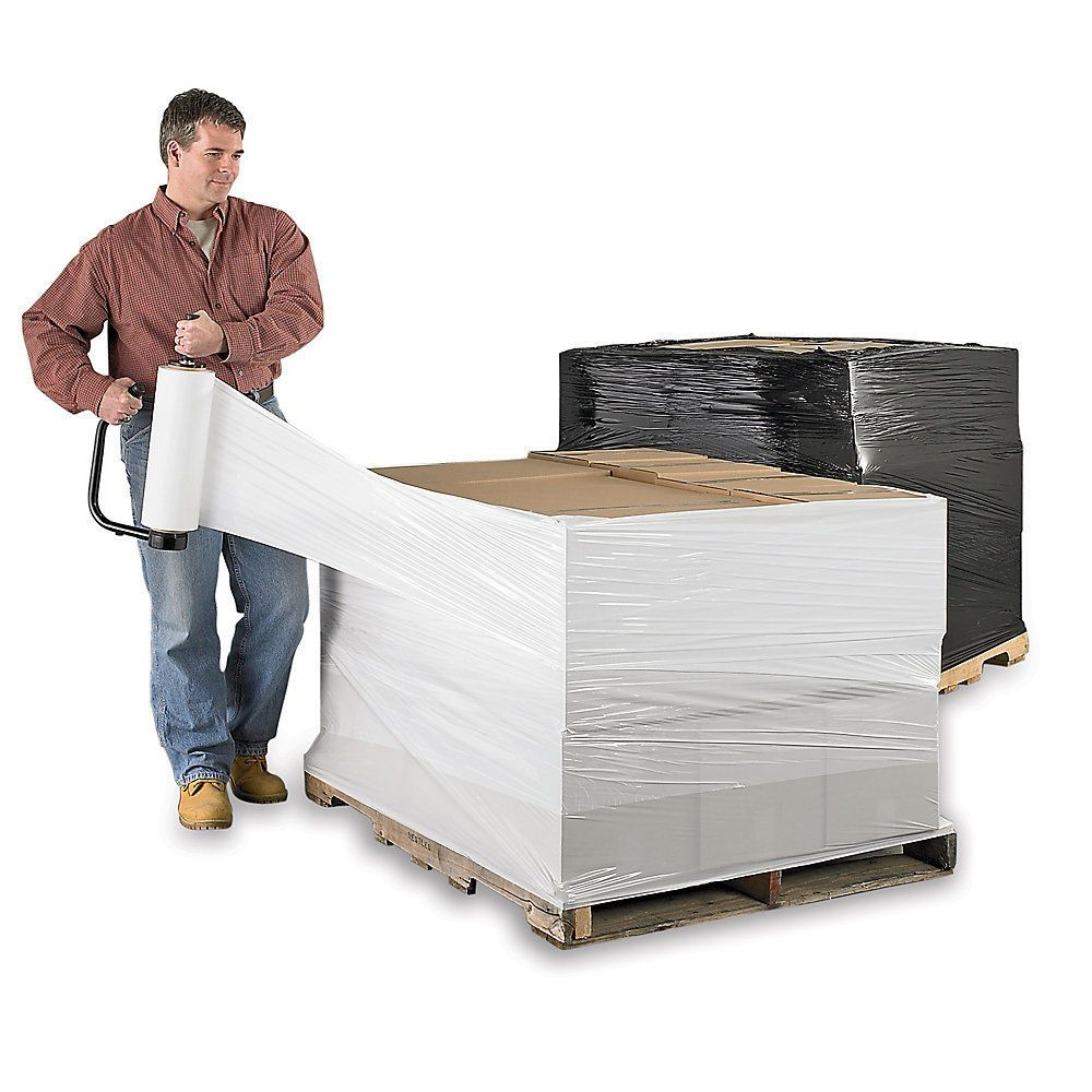 What is the usage of pallets shrink wrap?