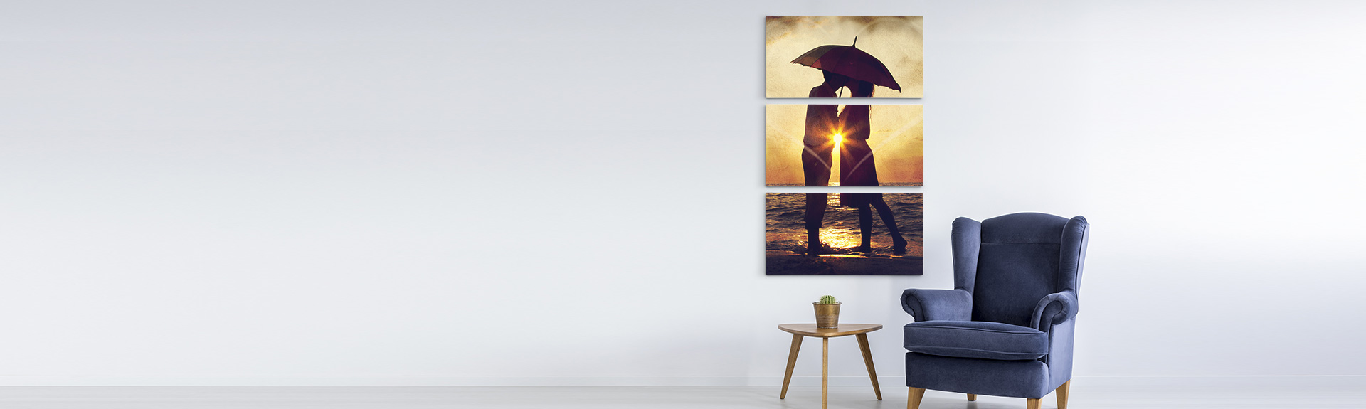 Embellish Your Home with Canvas Wall Display