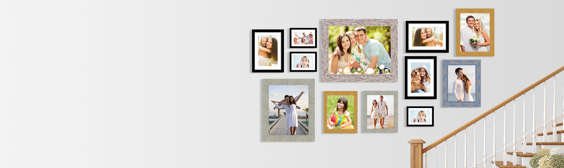 Personalized canvas print for wall display!