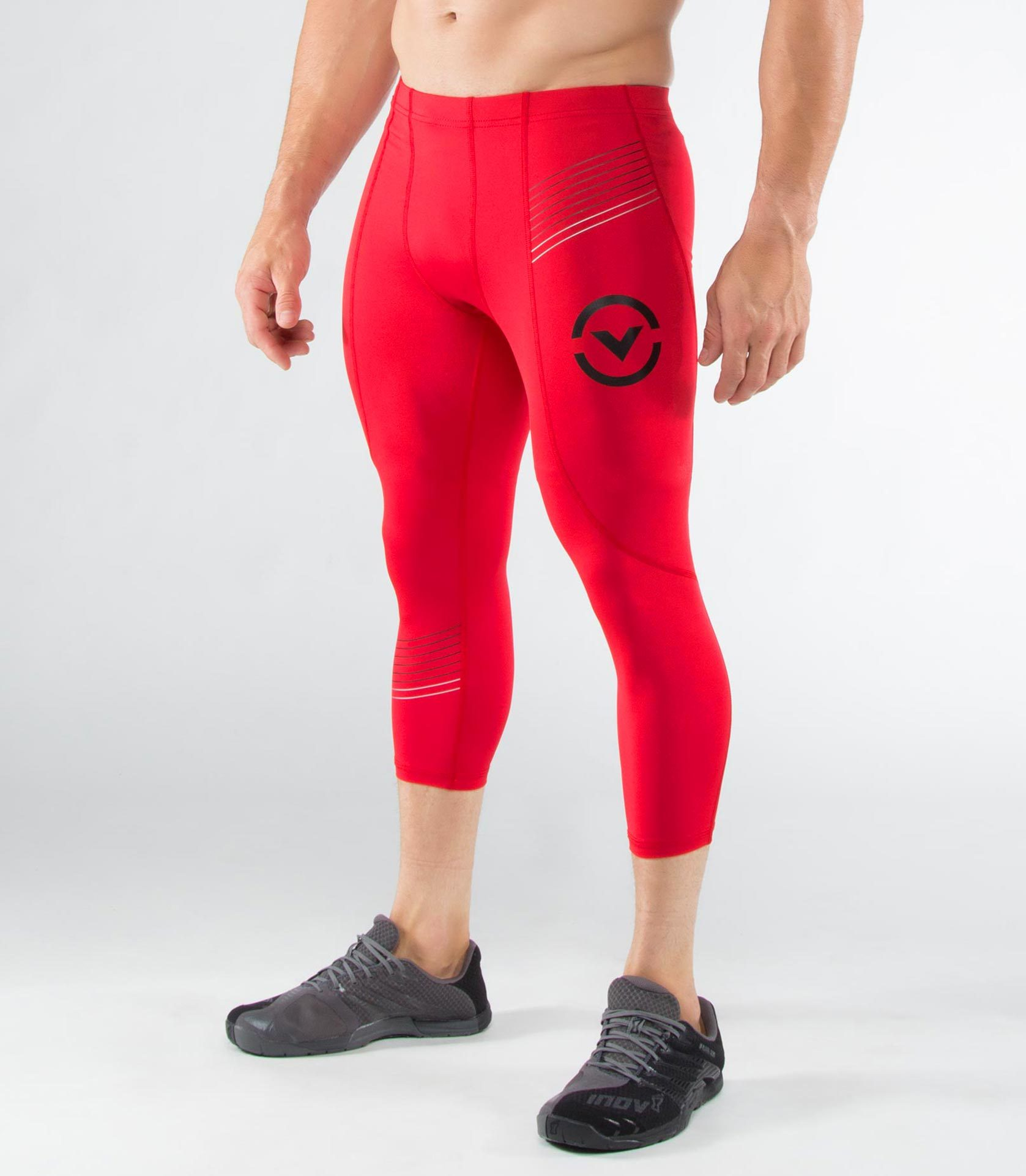 Comfort and defender men's compression tights