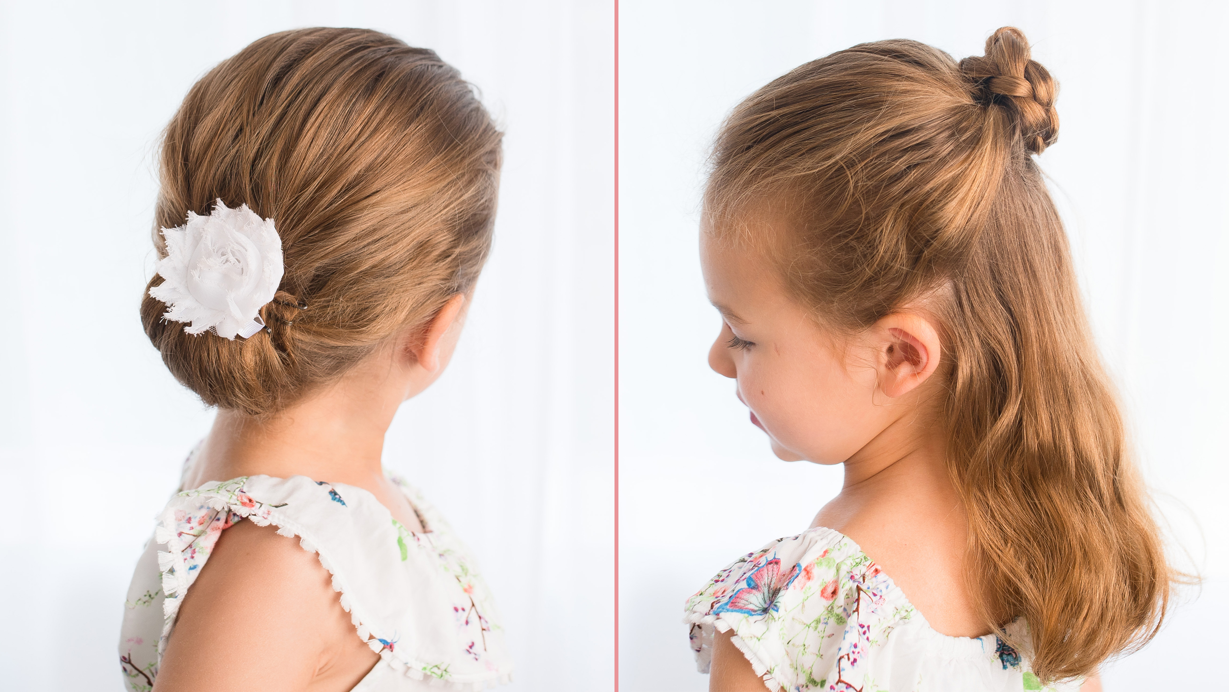 3 Easy Back to School Hairstyles for brief hair