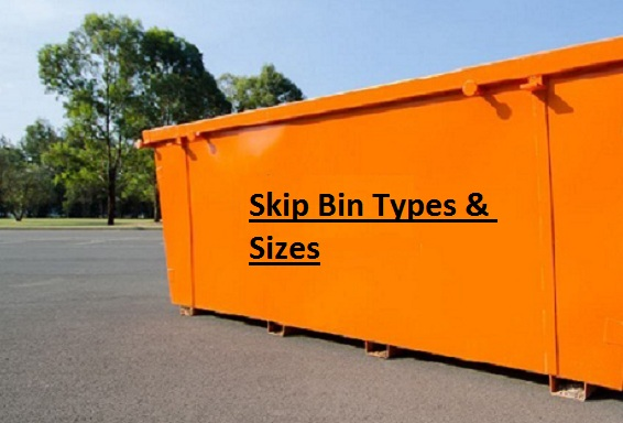 Cleaning Awareness: Different Skip Bin Sizes for Different Type of Garbage