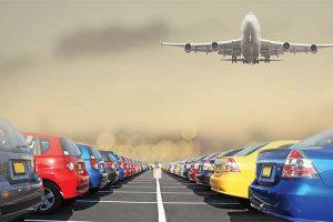 online airport parking