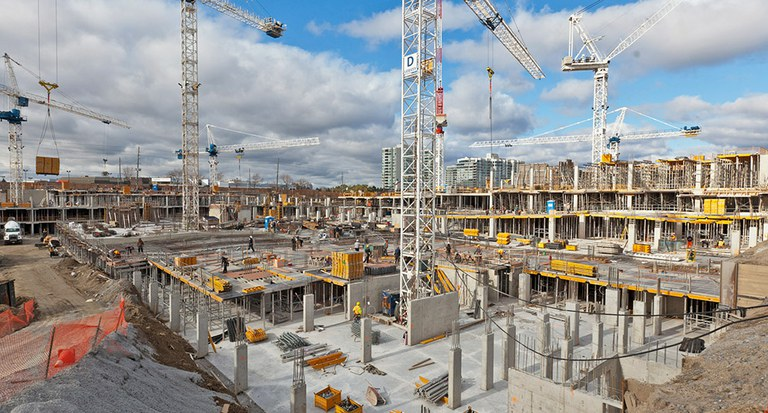Basic steps for successful planning to make a big building