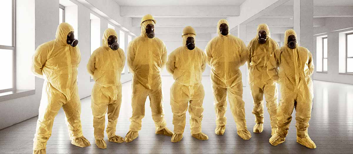 Trained For Asbestos Removal in Melbourne