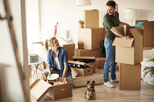 What the teens should take care while moving at the new home?