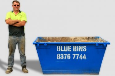 Blue Bins Waste Pty. Ltd