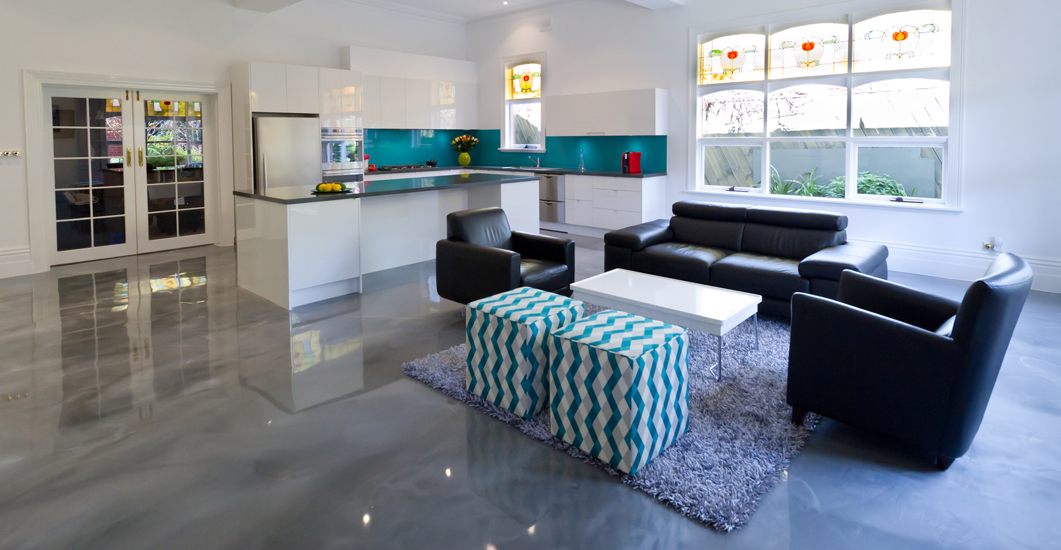 Epoxy Floor Coating: Make the Look of the House More Attractive