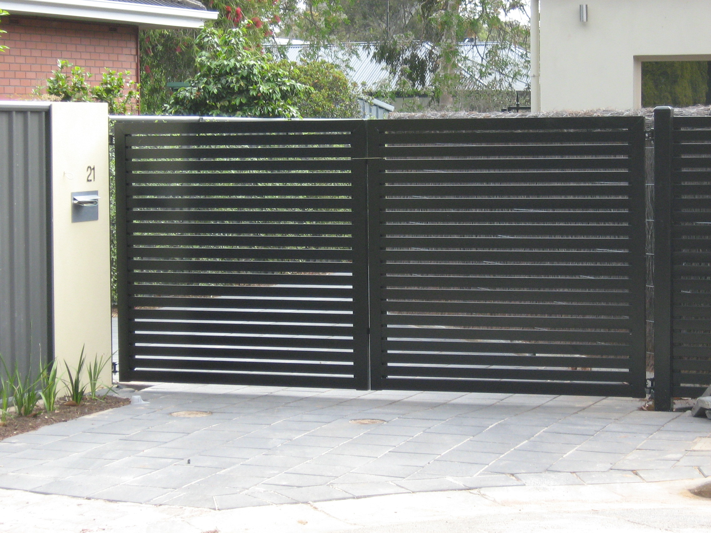 Add on beauty and safety with surrounding fencing Adelaide