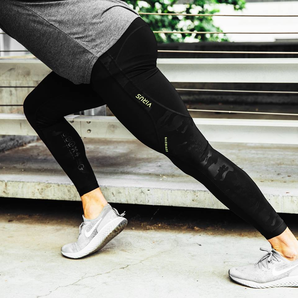 Using Mens Compression Tights for Muscle Health As a Good Runner