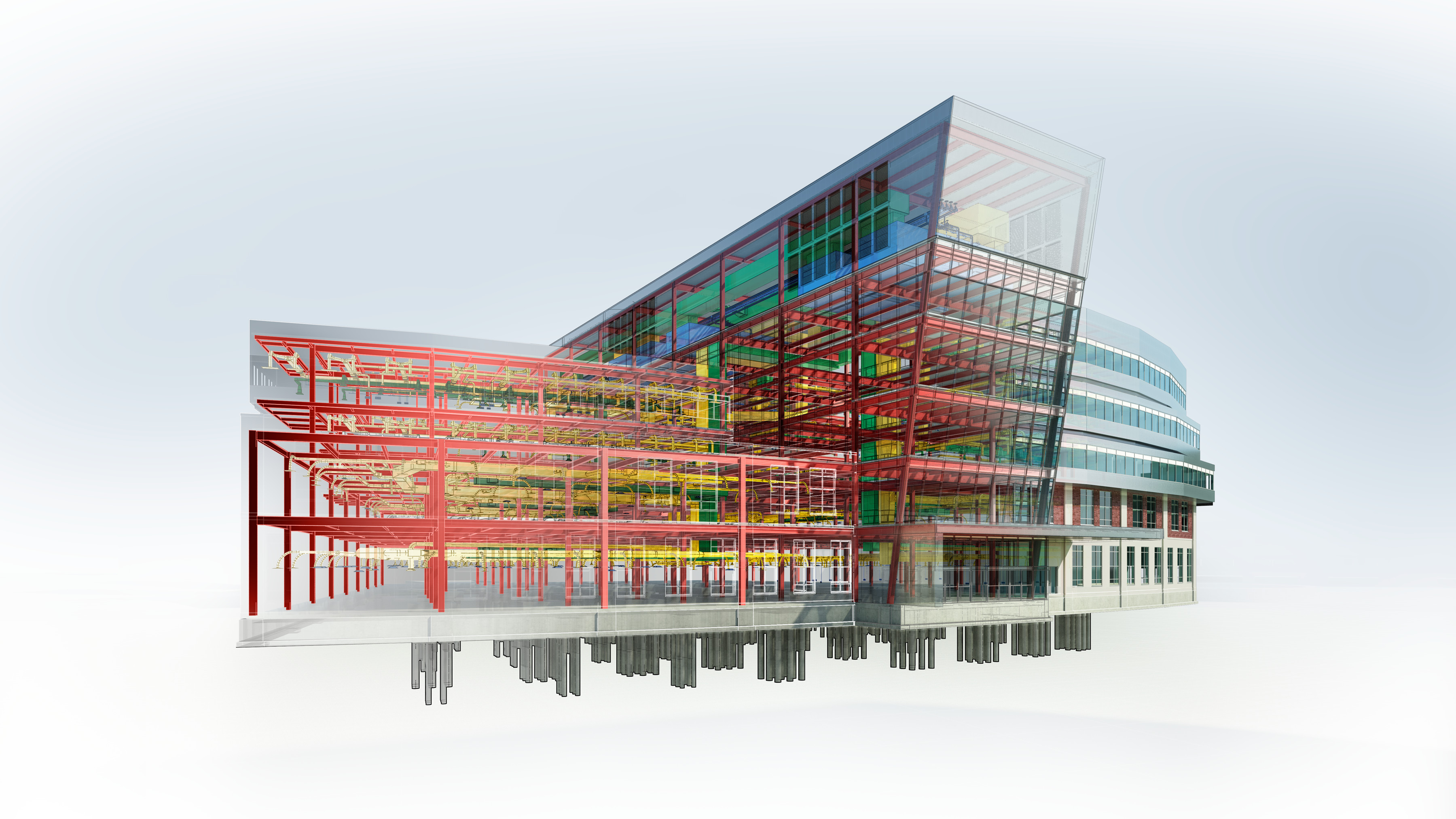 Key to Recognising the Value of Revit BIM Modelling Service for Retail Design