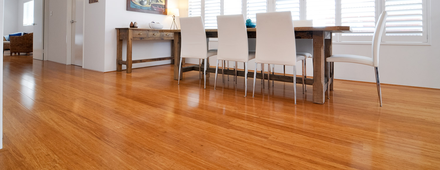 Renovation flooring with engineered timber flooring in Melbourne